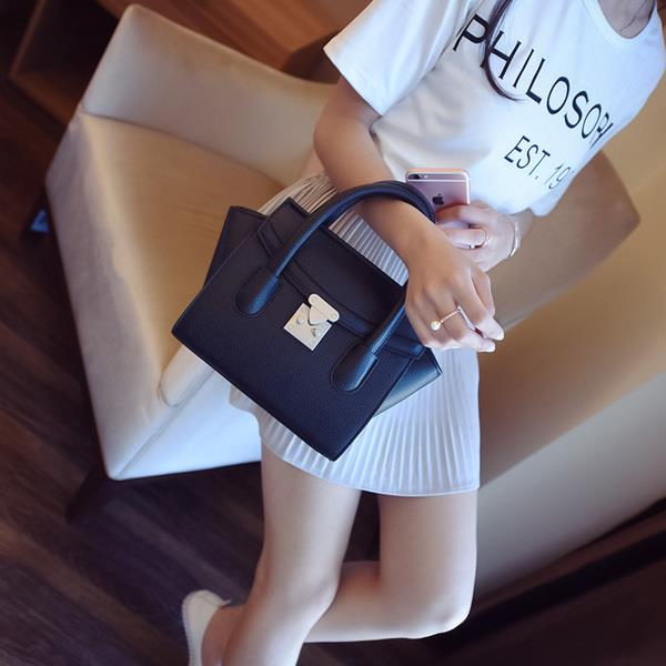 Korean Ladies Style Fashion Handbag Hand Bag Women ( MAX19 )