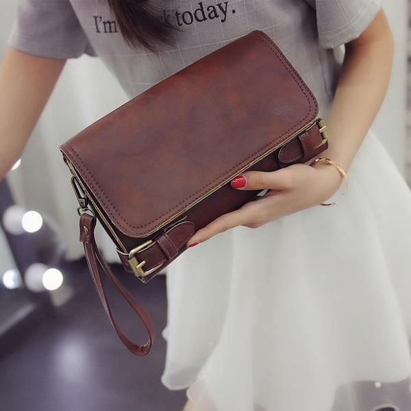 Korean Ladies Style Fashion Handbag Hand Bag Women ( MAX32 )