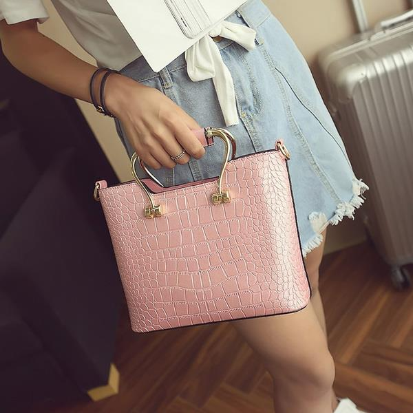Korean Ladies Style Fashion Handbag Hand Bag Women ( MAX60 )