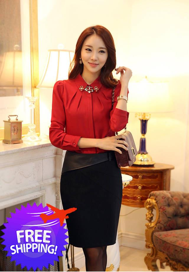 36 best Korean Office Lady Style images on Pinterest Business 96