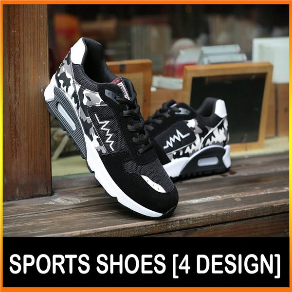 Korean Sneakers Style / Casual Shoes / Sports Shoes New Elgant Style