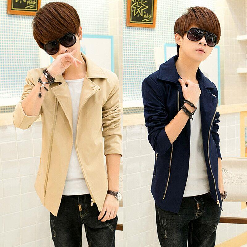 Korean Style Fashion Slim Fit Casual End 3 4 2018 12 15 Pm