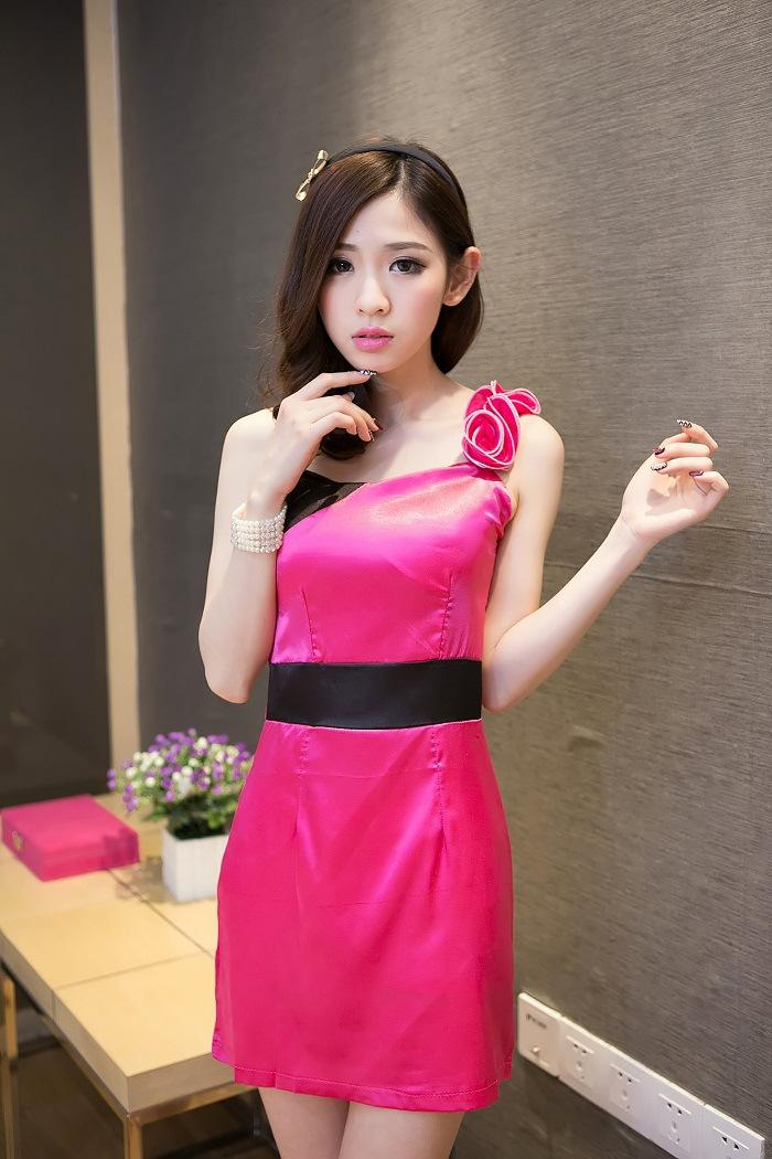 Image result for pink colour dress photo