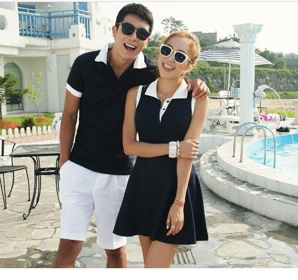 Korean Stylish Couple Wear