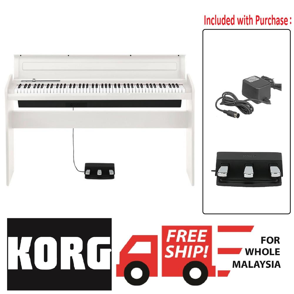 Korg LP-180 Digital Piano White (LP180)
