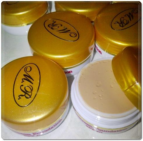 KRIM SIANG MR FOUNDATION SPF 40