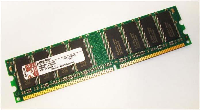 SALE!! 1024MB bank (1 GB) div. merken ddr1 400 mhz PULLED, GETEST