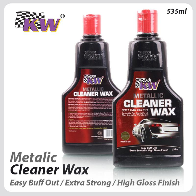KW Metalic Cleaner Wax 535ml