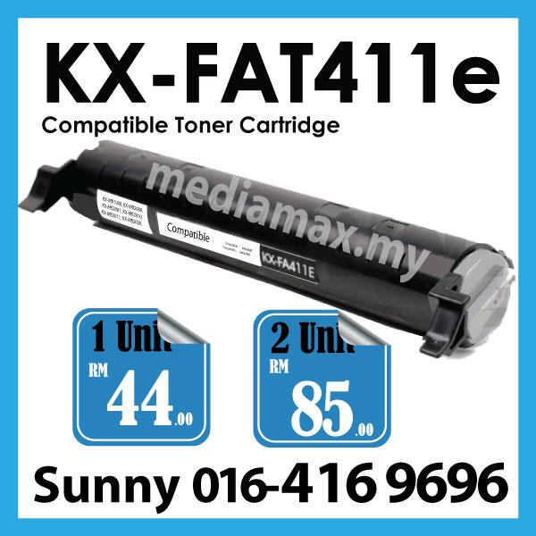 KX-FAT411/411E Compatible Panasonic MB1900 MB2000 MB2010 MB2020 MB2025