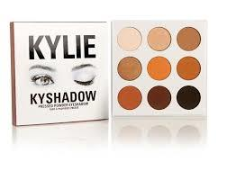 Kylie Eyeshadow 9 shades Pressed powder eye shadow