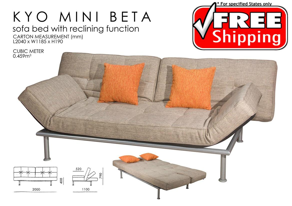 Kyo Sofa Bed With Reclining Function 11street Malaysia  : kyo sofa bed reclining function chye9815 1405 13 chye98151 from www.11street.my size 1169 x 827 jpeg 125kB