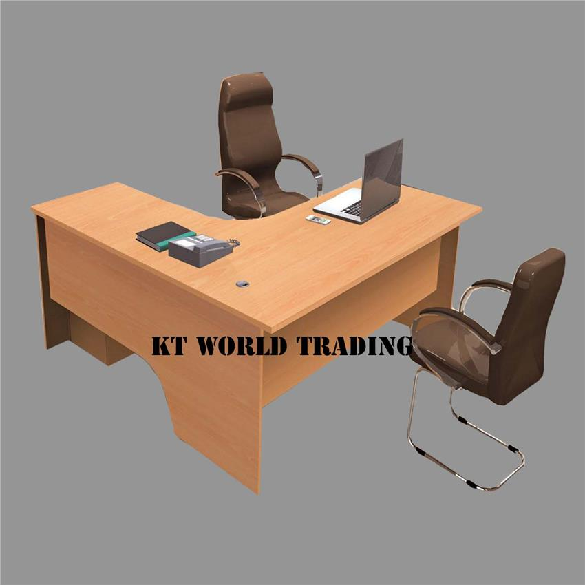 shape writing table office table office furniture kt hl1515 r