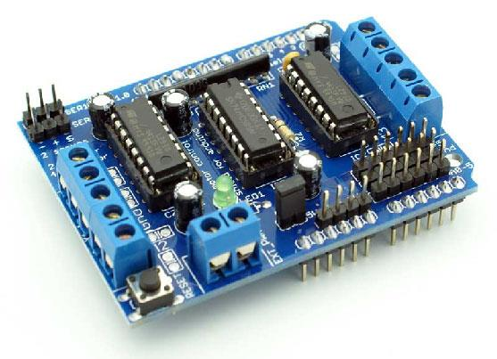 L293d dc motor driver shield end 1 15 2018 6 15 pm myt for L293d motor driver price