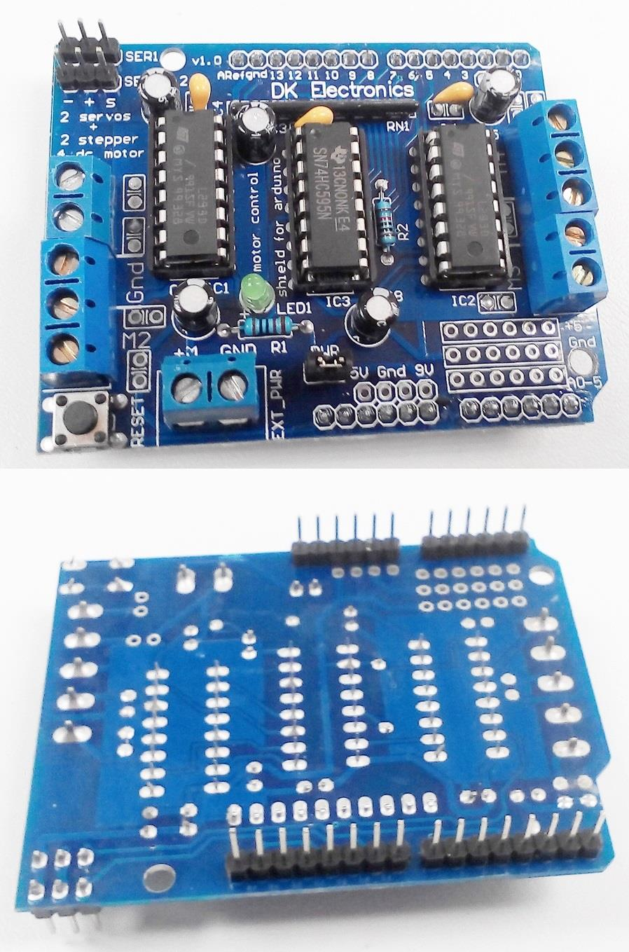 L293d Motor Driver Shield For Ardui End 5 19 2018 11 15 Pm