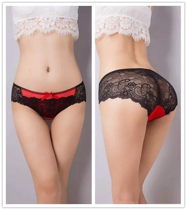 Lace Sexy Fashion Low Waist Underwear