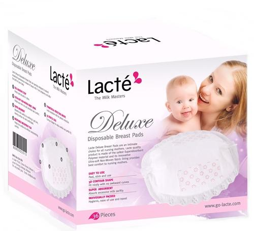 LACTE Duet Electric Double Breastpump Package (Grey Pebbles)