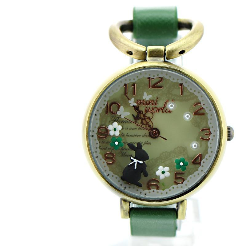ladies watch Korean mini handmade polymer clay wristwatch MW926