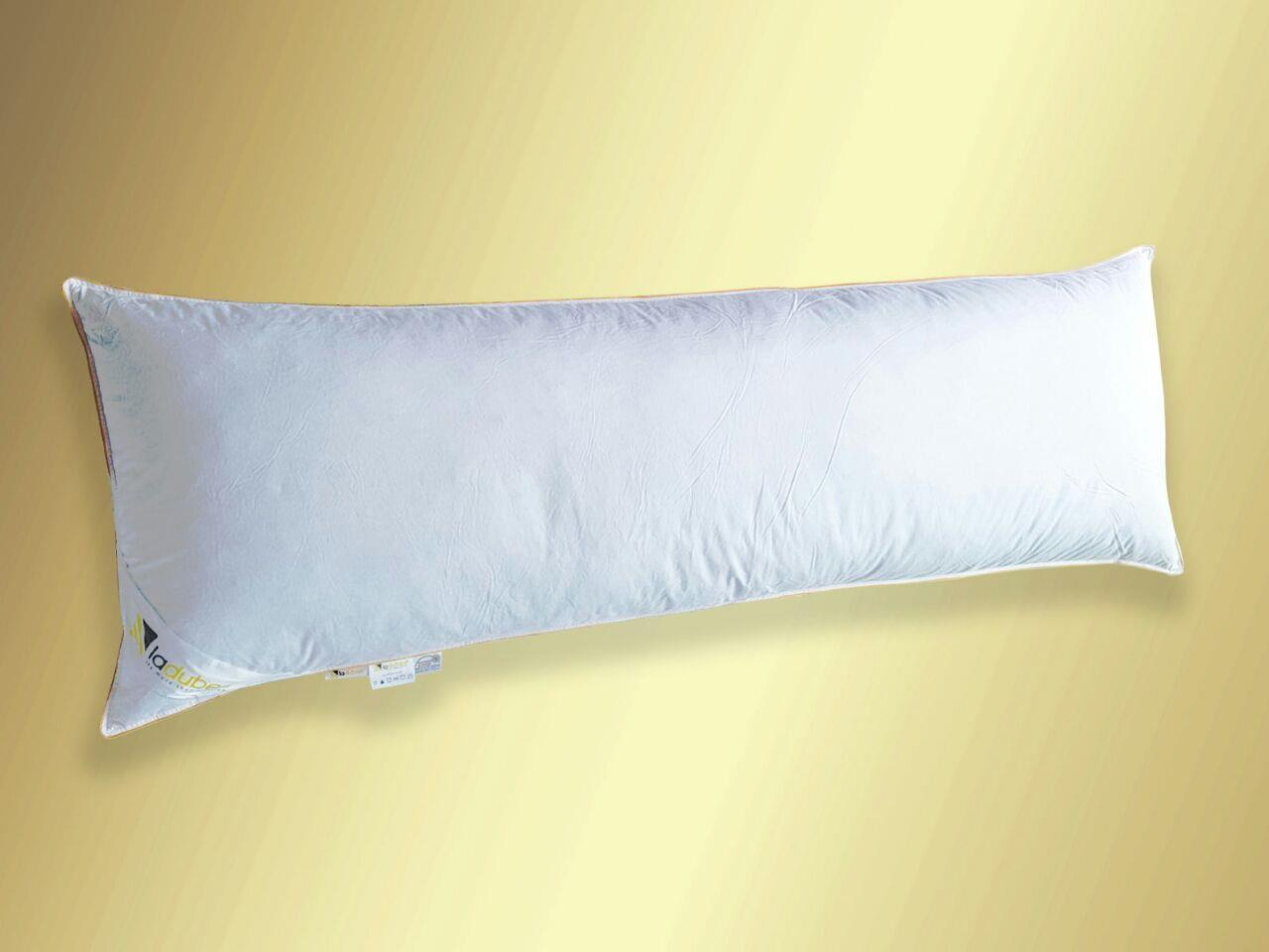 Ladubee™ White Goose Down & Feather Body Pillow