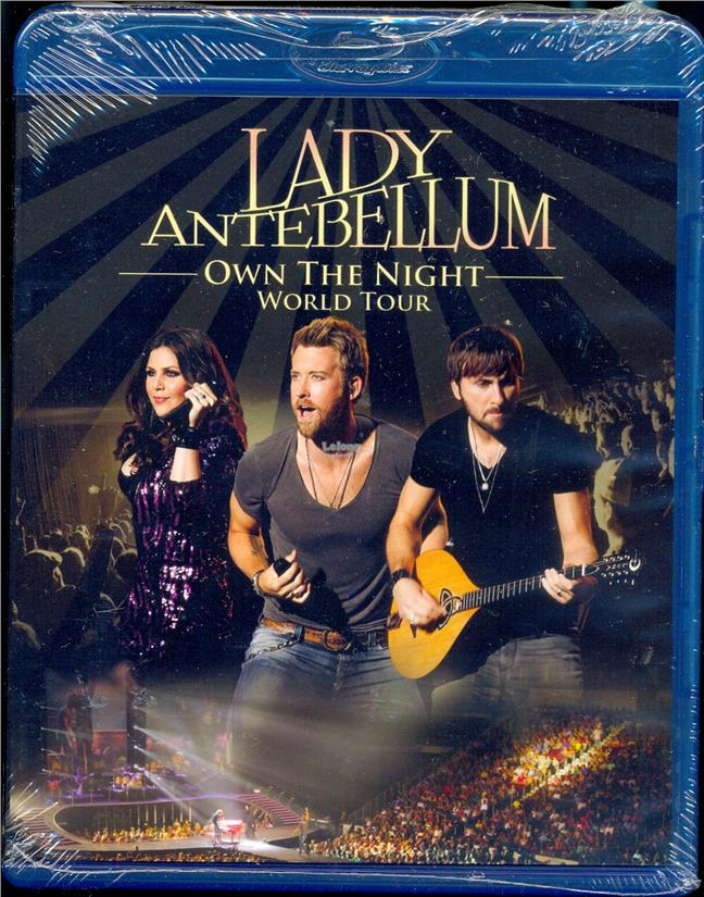 Lady Antebellum - Own The Night World Tour - New Blu-Ray