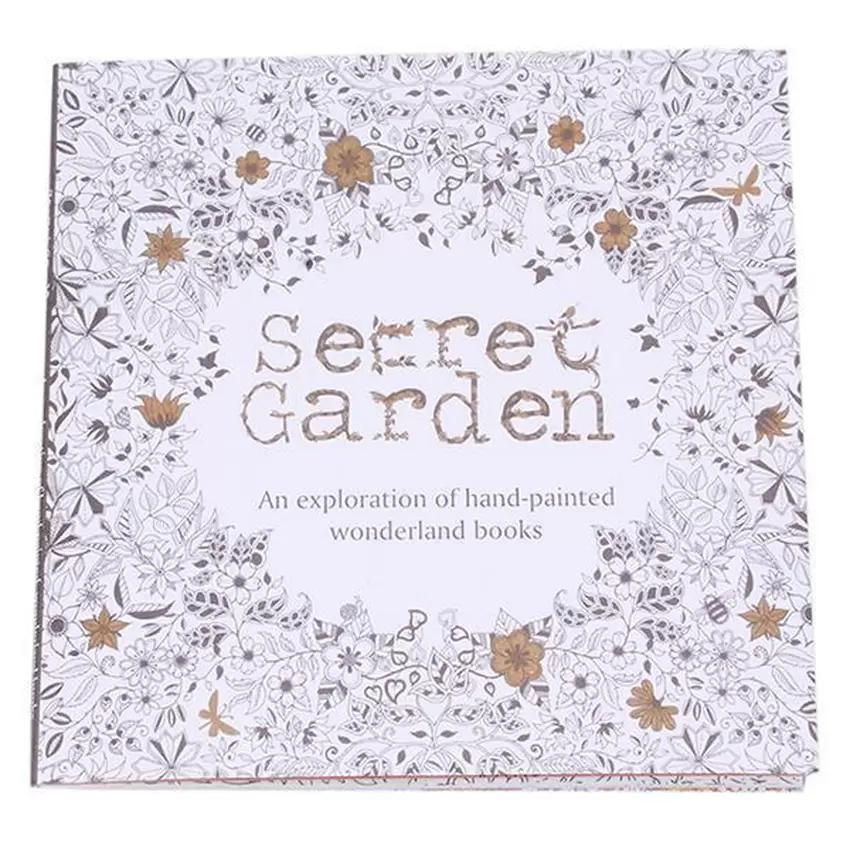 Secret Garden Colouring Book Malaysia By Lalang Treasure Hunt Mi End 3 8 2017