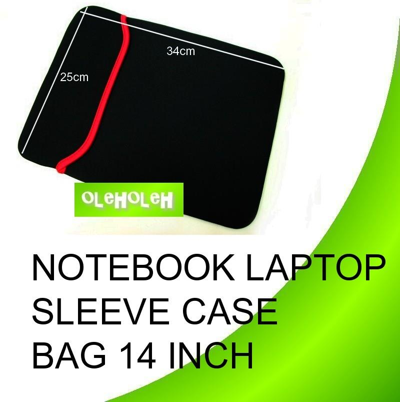 Laptop Notebook Laptop Sleeve Pad Case Bag For 14