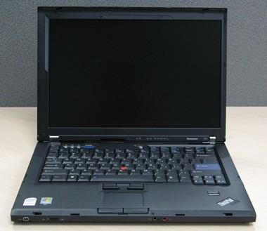 Laptop Notebook Thinkpad T61 - C2D 1.80GHz/2GB RAM/80GB New battery