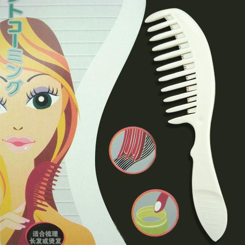 Large Tooth Comb For Combing Long & Curly Hair