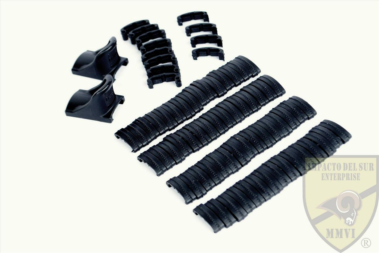 LaRue Tactical Index Clips, 72 Piece Set (BLACK)