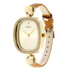 LATEST-JULIUS KOREAN FASHION LADIES DIAMOND VINTAGE WATCH FOR SALES