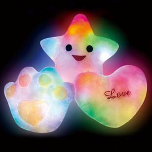 LATEST LED PILLOW BRIGHT LIGHT COLORFUL PILLOW for your love one