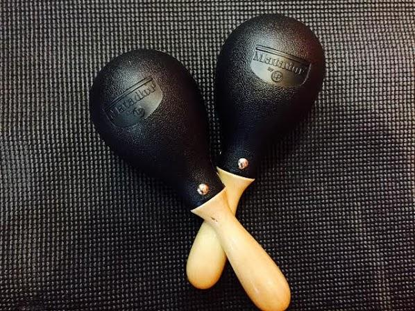 Latin Percussion M283 Matador Maracas
