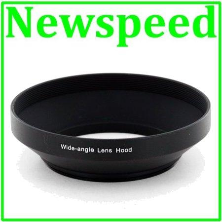 New LAVA 62mm Wide Angle Metal Lens Hood (Good Quality)