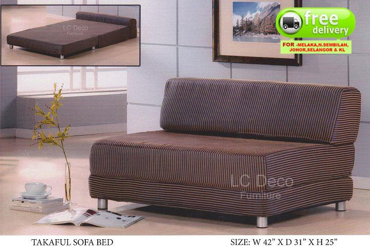 Lc Deco Takaful Sofa Bed Kat End 4 8 2016 6 15 Pm Myt
