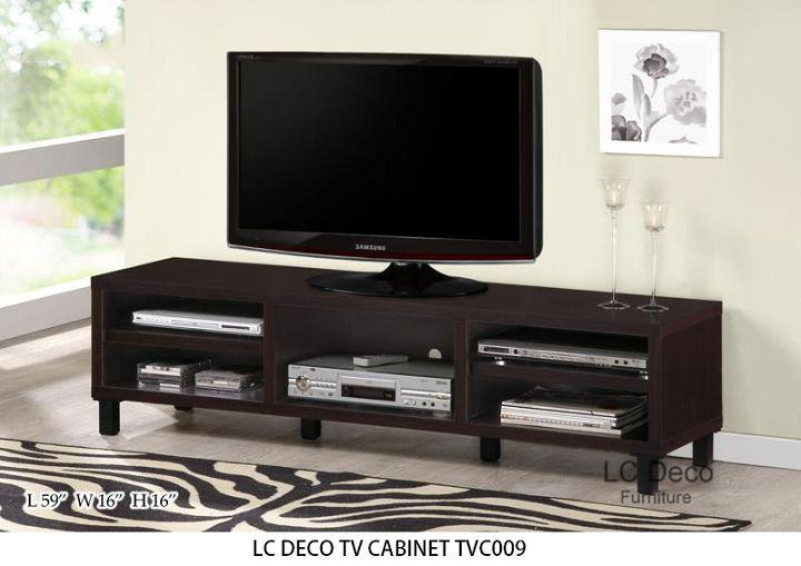 lc deco tv cabinet tvc009 al end 12 18 2017 2 15 pm myt. Black Bedroom Furniture Sets. Home Design Ideas