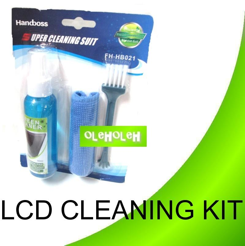 LCD Cleaner Screen Cleaning Kit