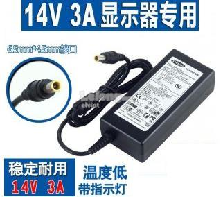 LCD/LED 14V,3A 6.5mm,5.5mm Adapter