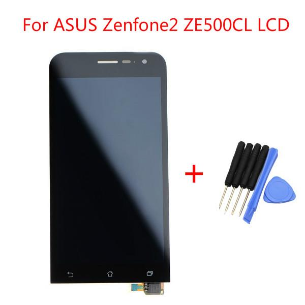 LCD Screen With Touch Screen For ASUS Zenfone2 ZE500CL+Tools
