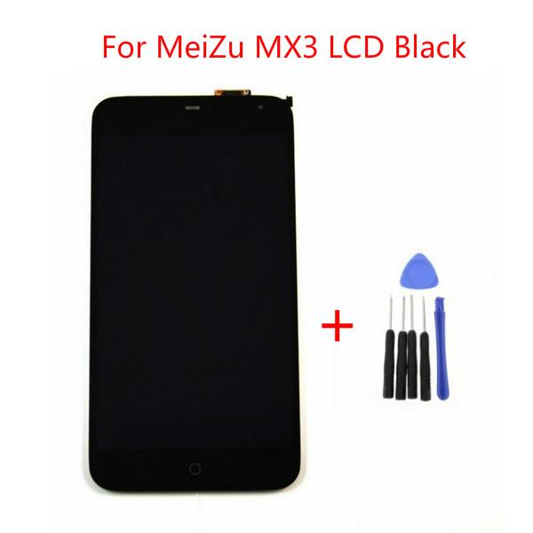 LCD Screen With Touch Screen For Meizu MX3+Tools