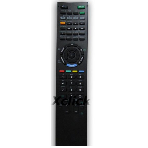 LCD TV Remote- Comaptible for TV Sony