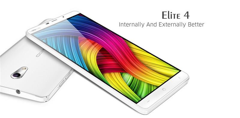 Leagoo Elite 4 5Inch Octa Core 1.0GHz [16Gb] 1GB RAM Dual Sim 3G