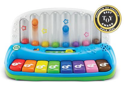Leapfrog Poppin' Play Piano for Ages 1-3 Years (Educational Toys)