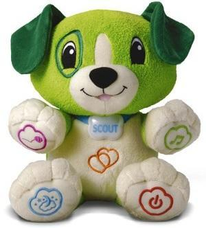 Leapfrog My Puppy Pal-Scout for Ages: 6-36 Months (Educational Toys)