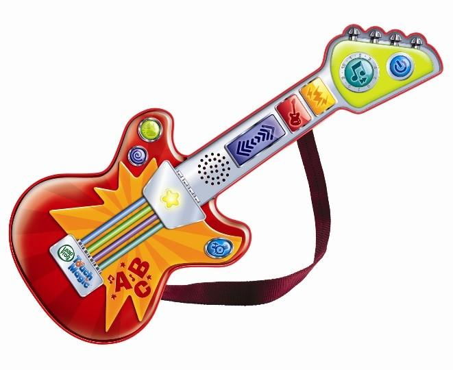 Leapfrog Touch Magic Guitar for Ages 3+ Years (Educational Toys)
