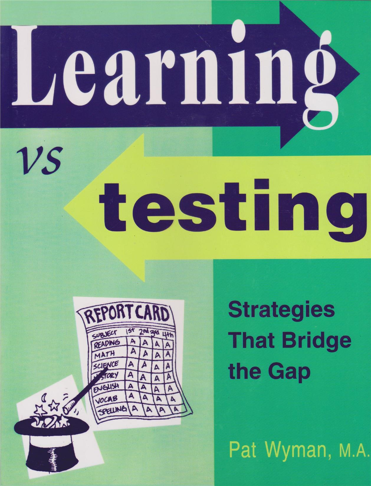 LEARNING vs TESTING