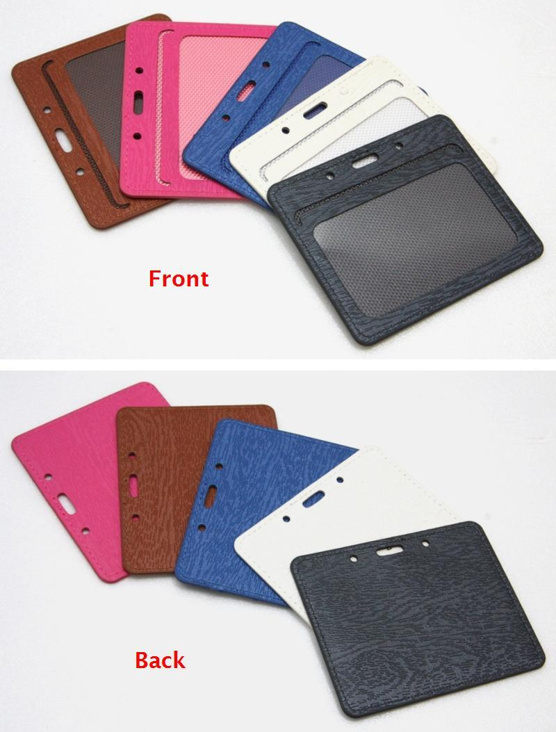 Leather card holder id card holder ba end 9 1 2017 2 06 pm for Porte badge 60 x 90