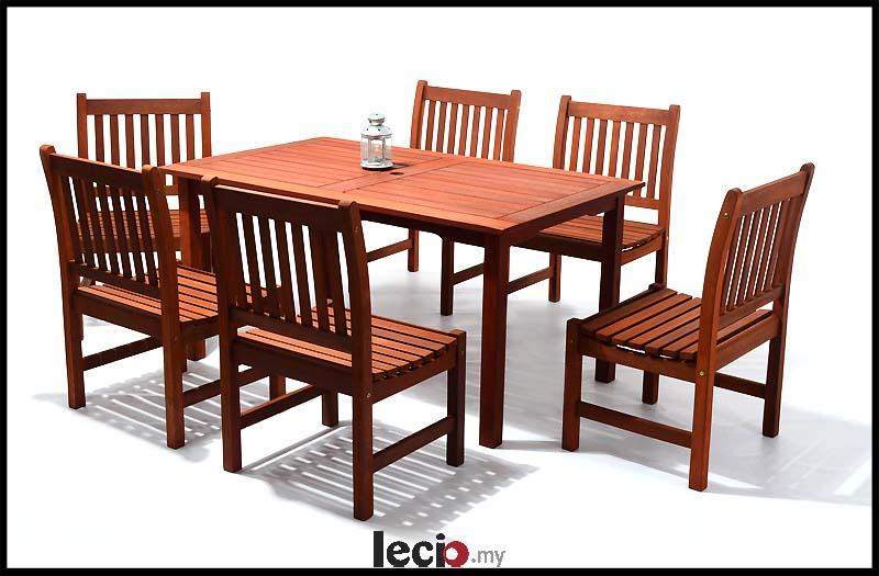 Dining Table Dining Table Malaysia Furniture : lecio classic dining table chair wooden diy outdoor garden furniture lecio 1307 31 lecio1 from diningtabletoday.blogspot.com size 800 x 525 jpeg 63kB