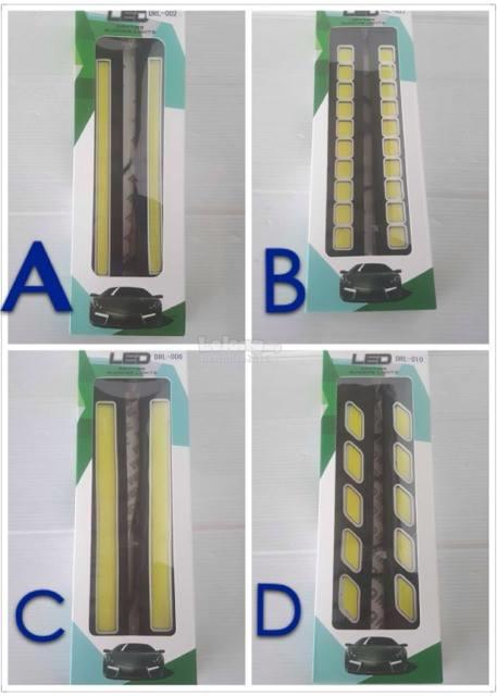 LED DAYTIME RUNNING LIGHT WITH SIGNAL LIGHT (2PCS)