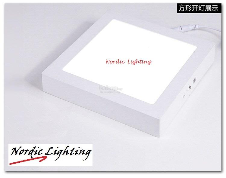 LED SURFACE DOWNLIGHT-18W-SQUARE (LY-18W-DL)