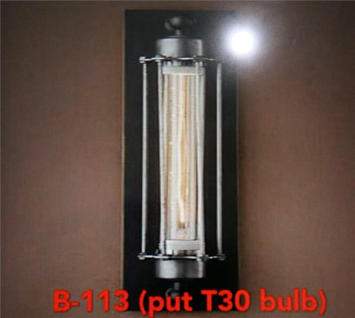LED WALL LIGHT B113