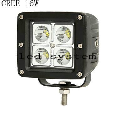 LED Work Light 16W Fog Light